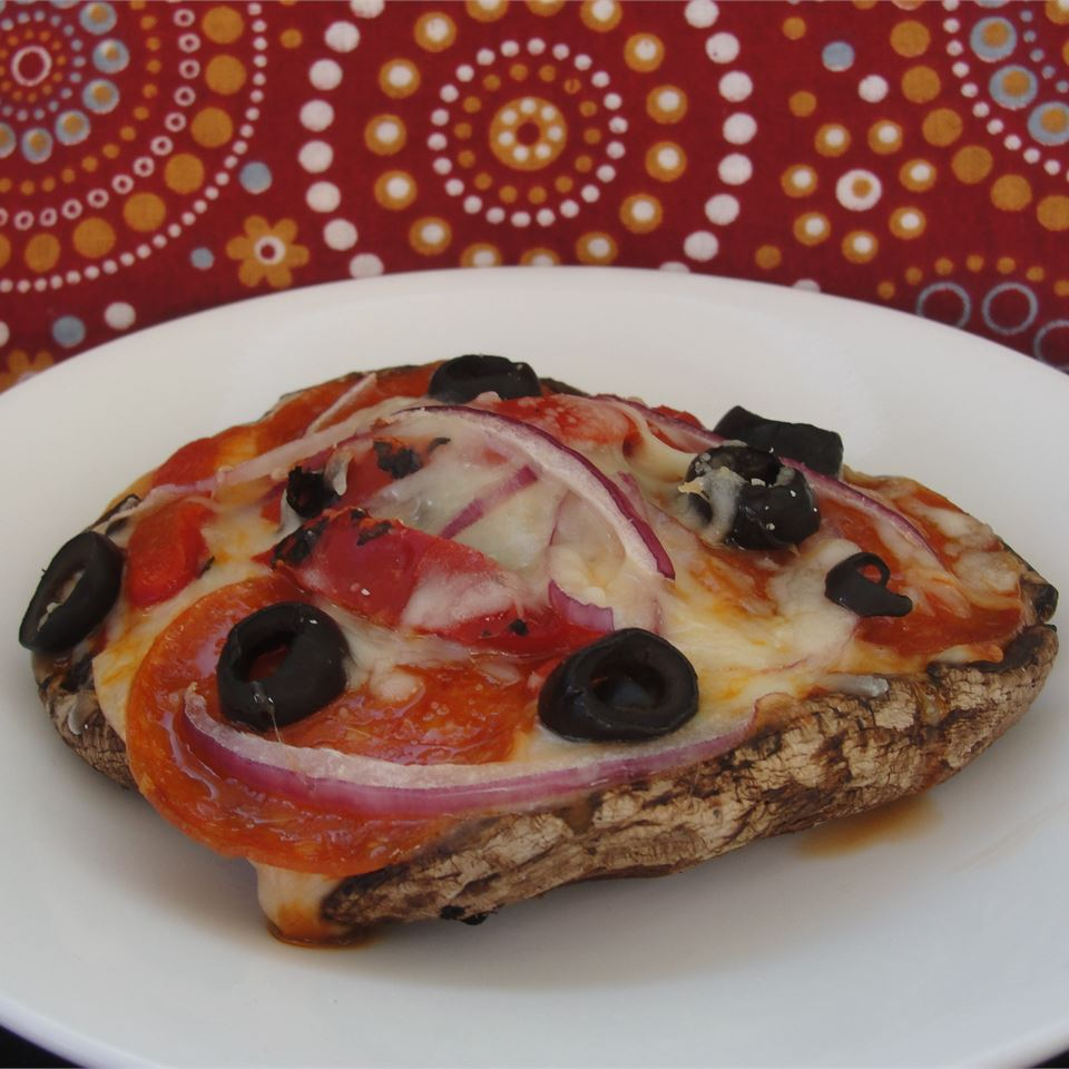 Personal Portobello Pizza Rock_lobster