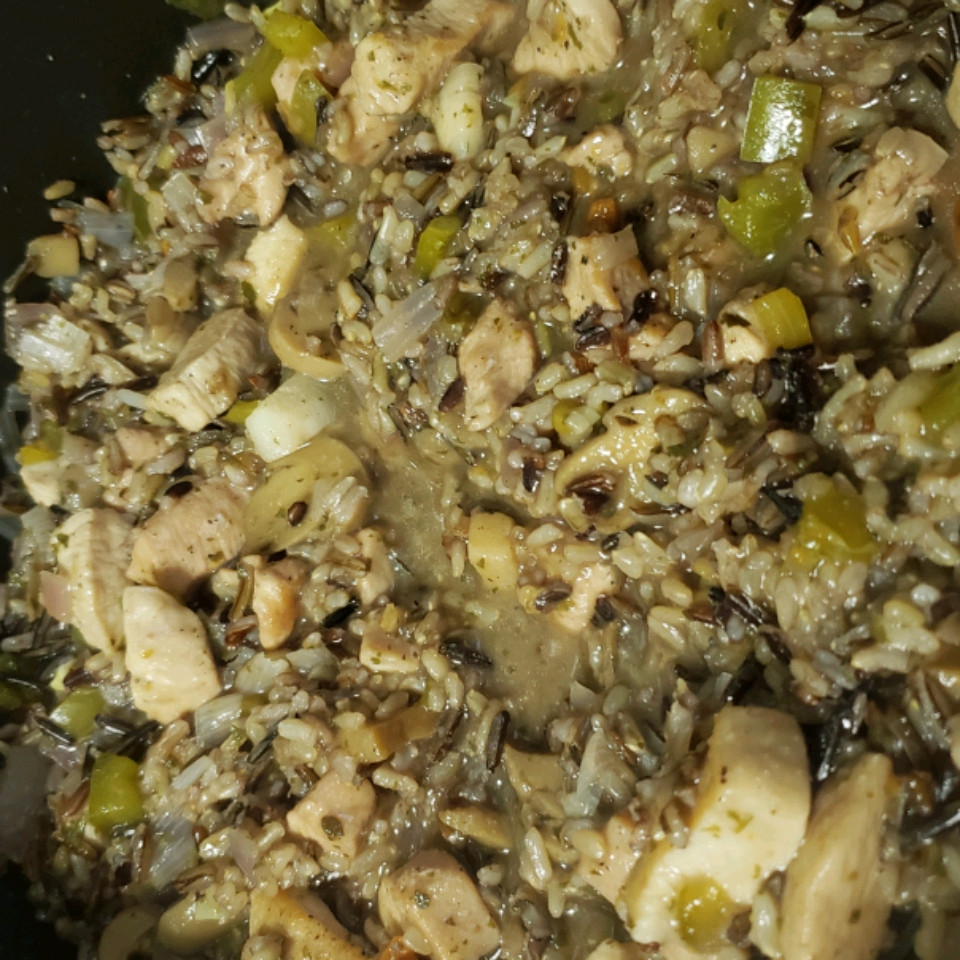Chicken and Wild Rice Soup Cassiopeia Case Sledge