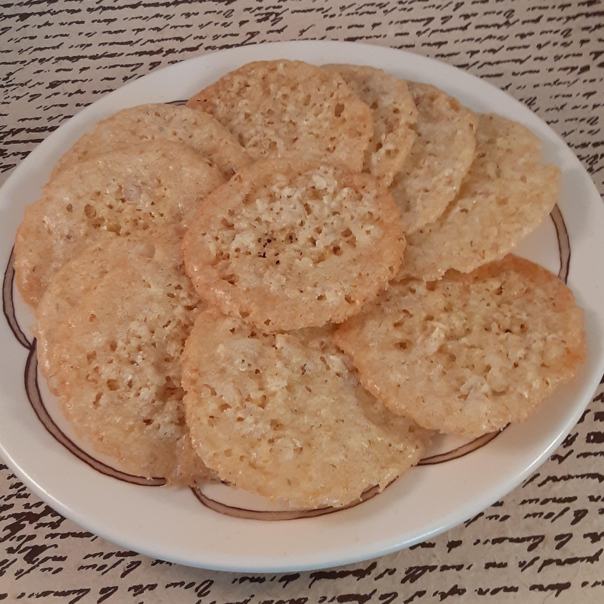 Grandma's Lace Cookies Deb C
