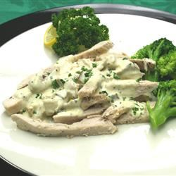 Chicken with Mustard Sauce Russell Fulenwider