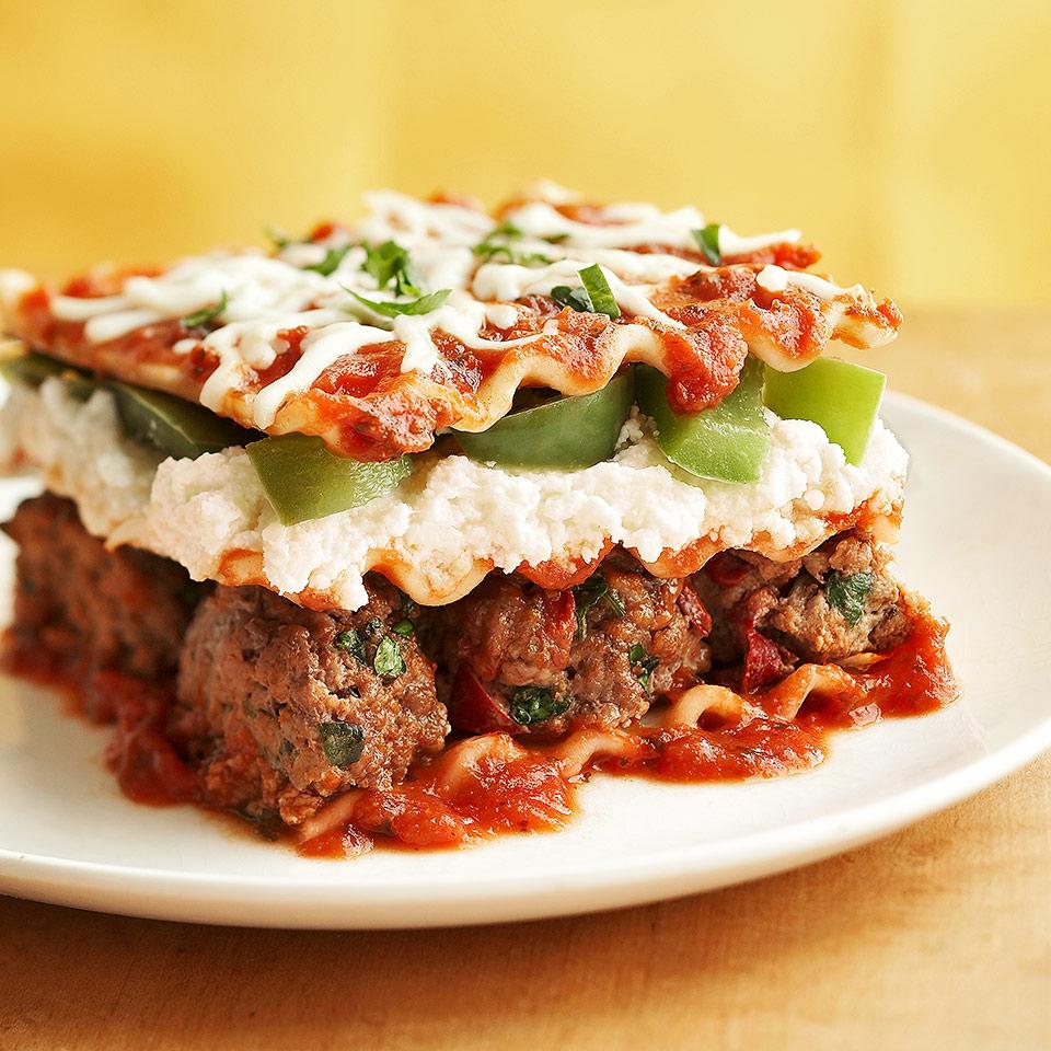 Meatball Lasagna Trusted Brands