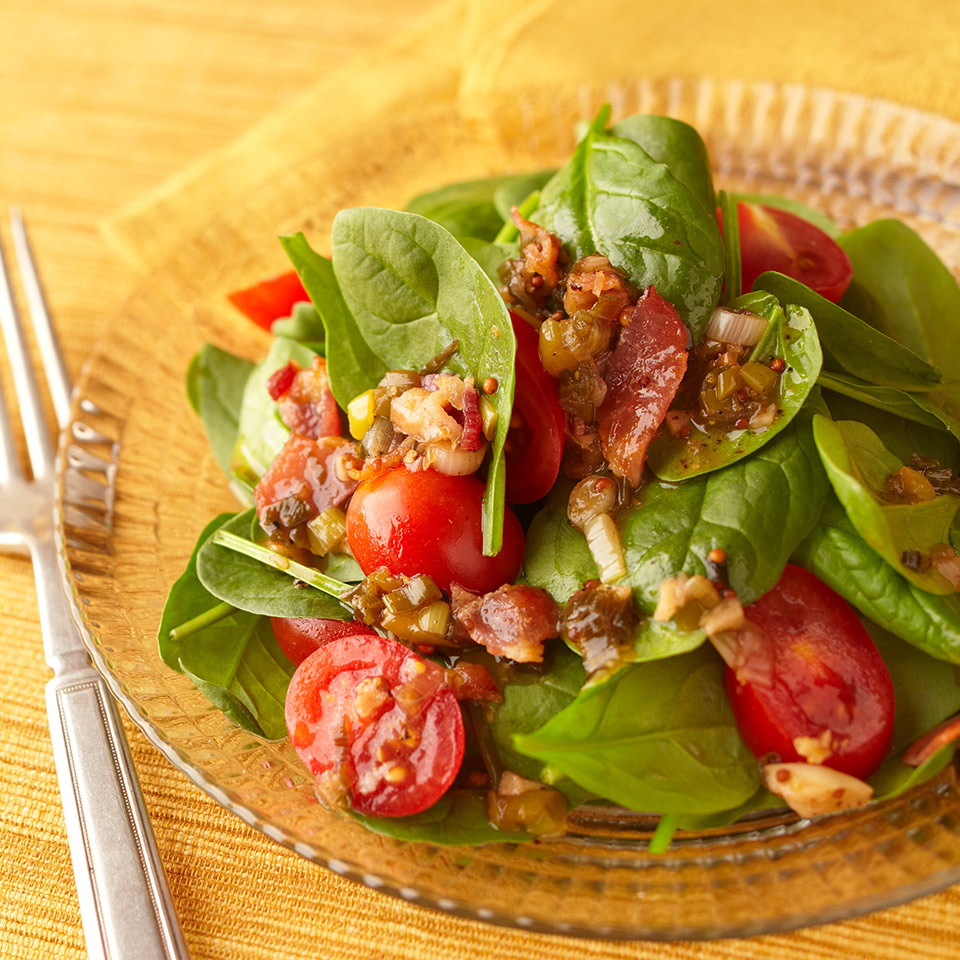 Bacon Salad Dressing Trusted Brands