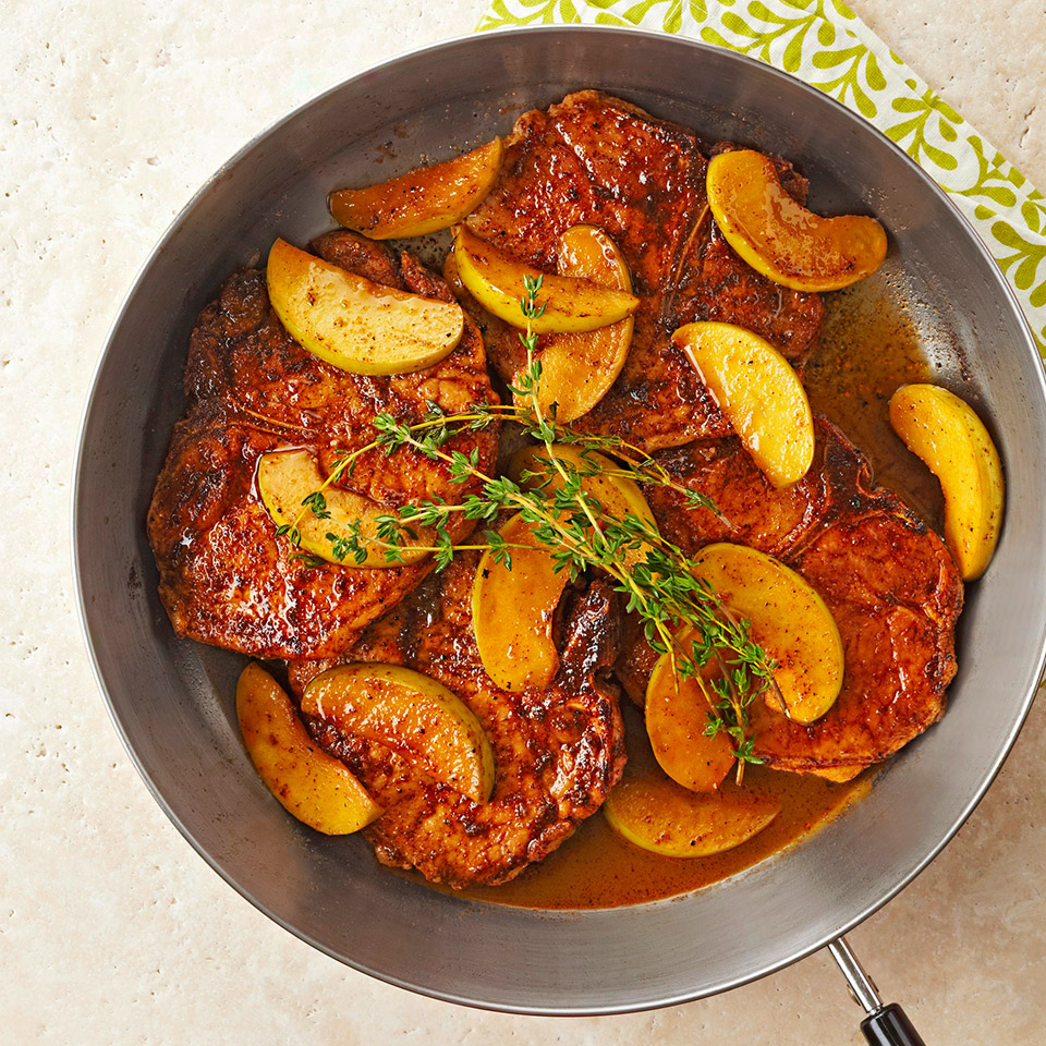 The Sugar and Spice Rub makes extra. So another time, use it to season pork tenderloin or lean burgers before broiling or grilling.Source: Diabetic Living Magazine