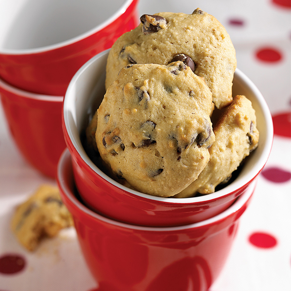 Soft Chocolate Chip Cookies Diabetic Living Magazine