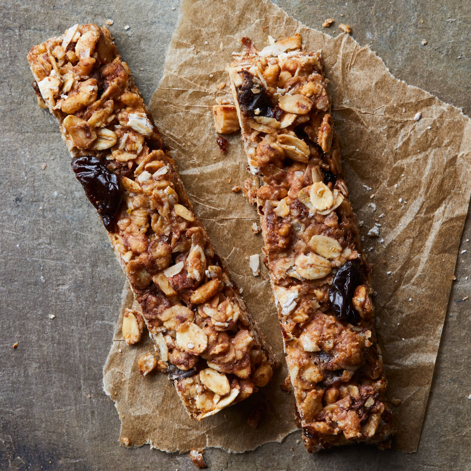 Cherry-Chocolate Chip Granola Bars Trusted Brands