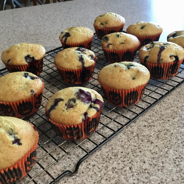 Sour Cream Muffins Maureen Megill Larkin