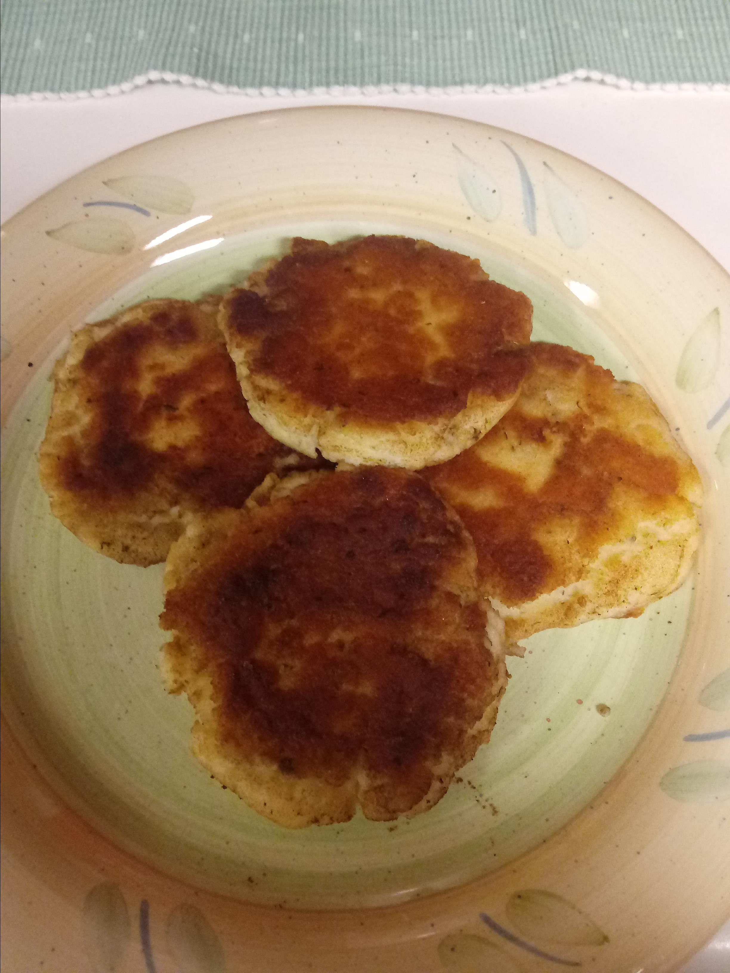 Instant Potato Pancakes Wanda Mitchell