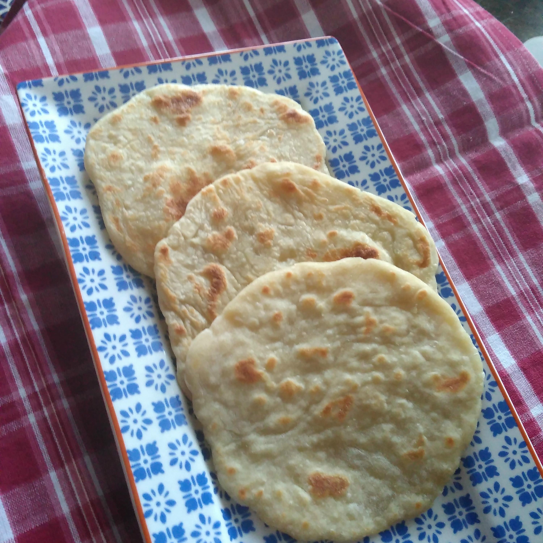 Chapati (East African Bread) Bren