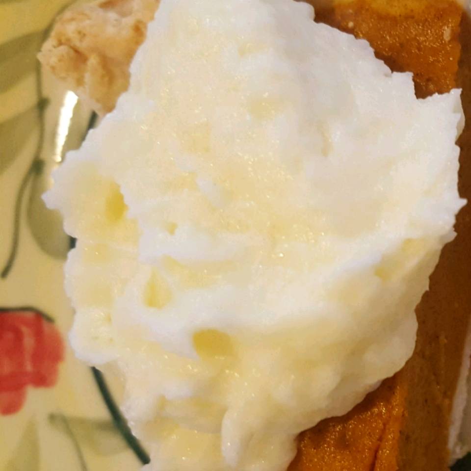 Cooked Whipped Cream Frosting