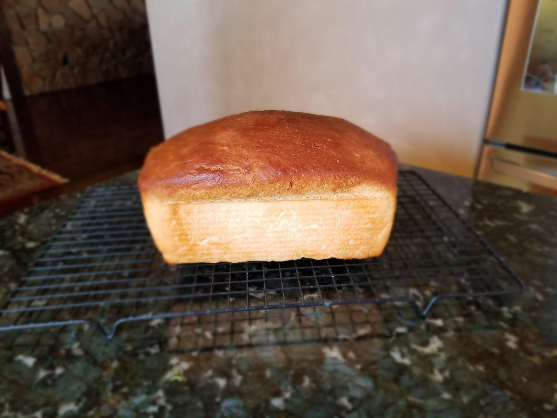 Batter White Bread