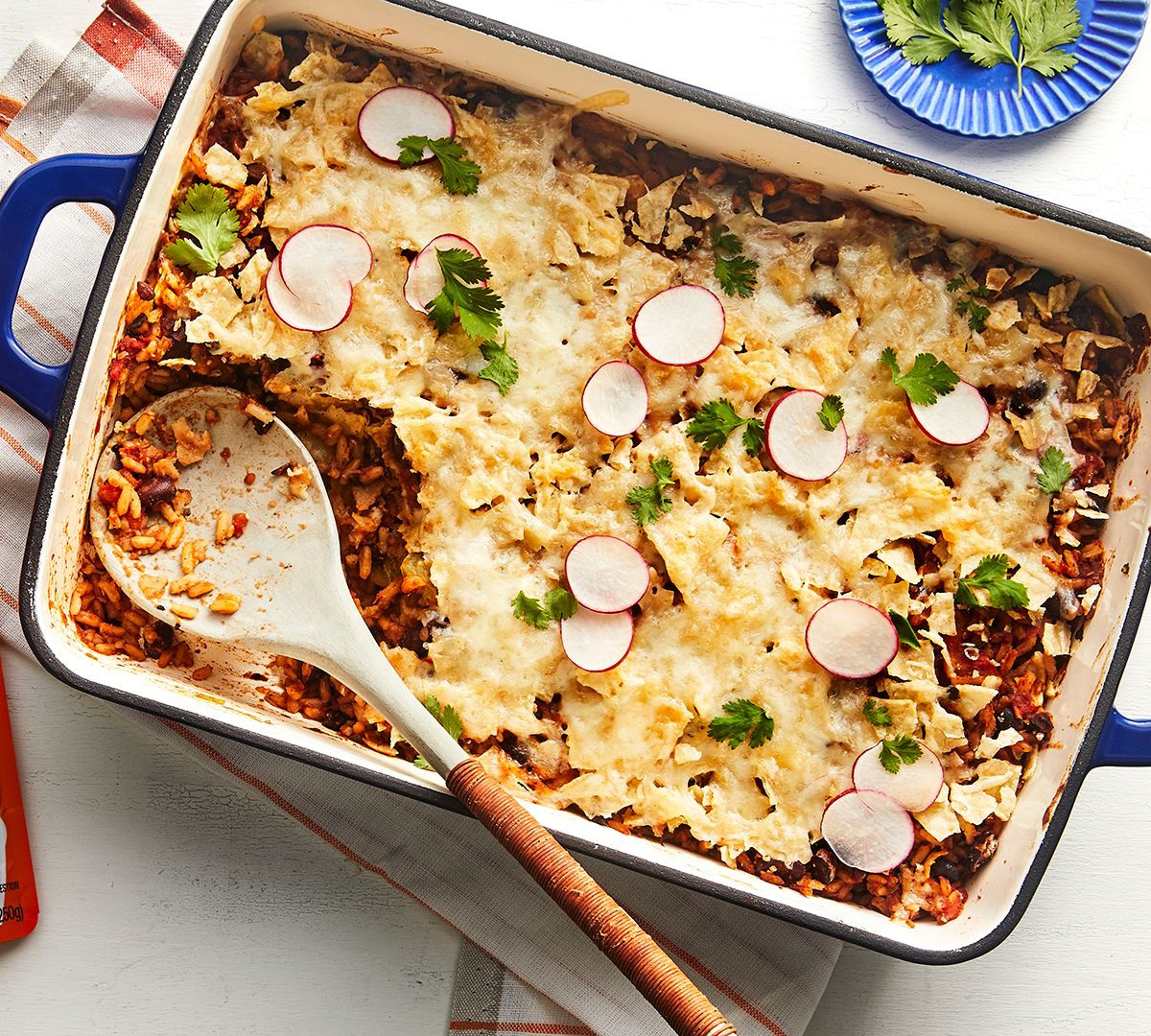 Vegetarian Mexican Casserole Uncle Ben's