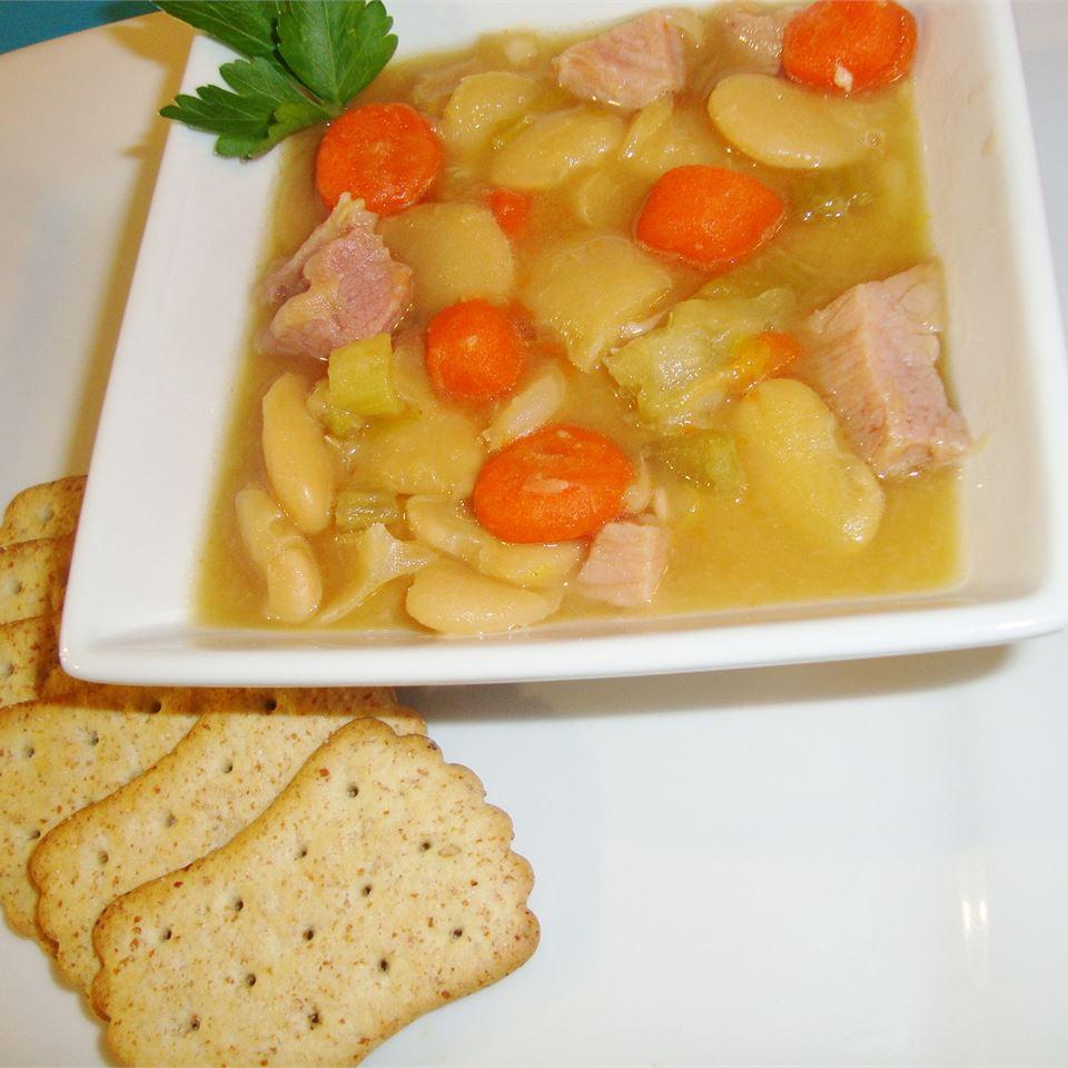 Senate Bean Soup