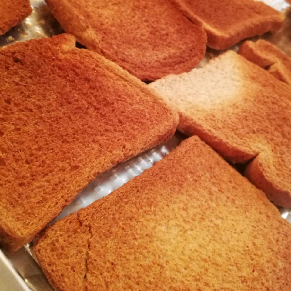 Toasted Breadcrumbs