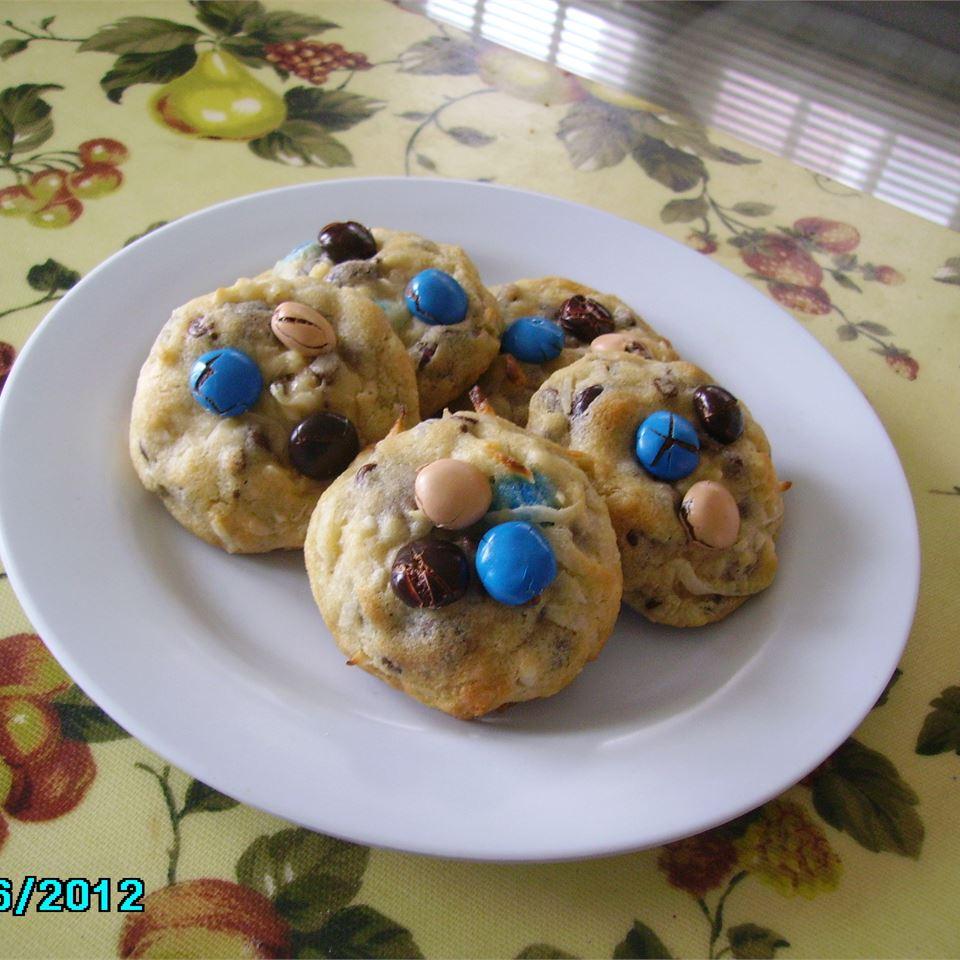 Coconut Joy Cookies Christina