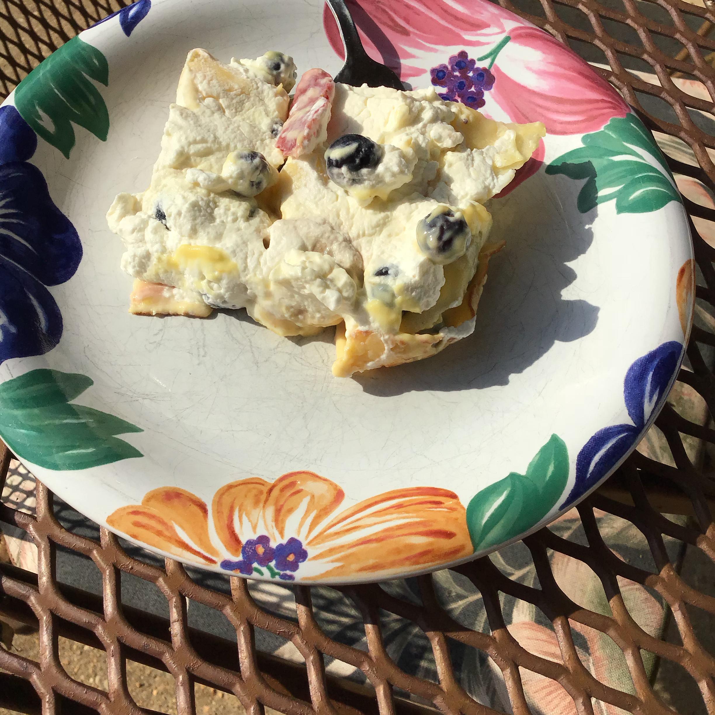 Fresh Fruit Breakfast Lasagna REALCOOKIE
