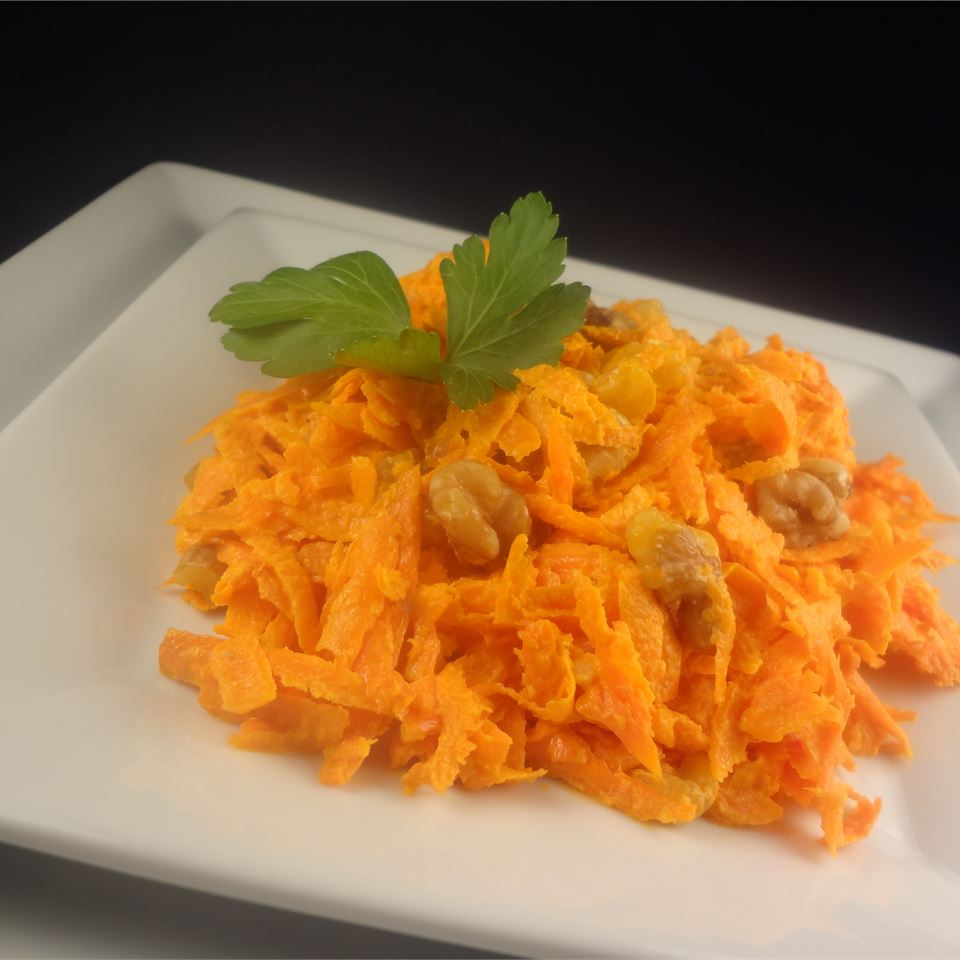 Russian Carrot Salad Lori