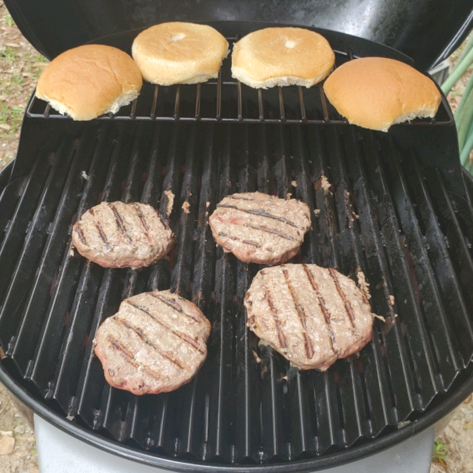 Hamburgers by Eddie