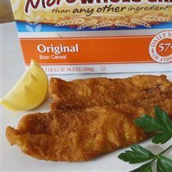 Lemon-Pepper Fresh Flounder Fillets