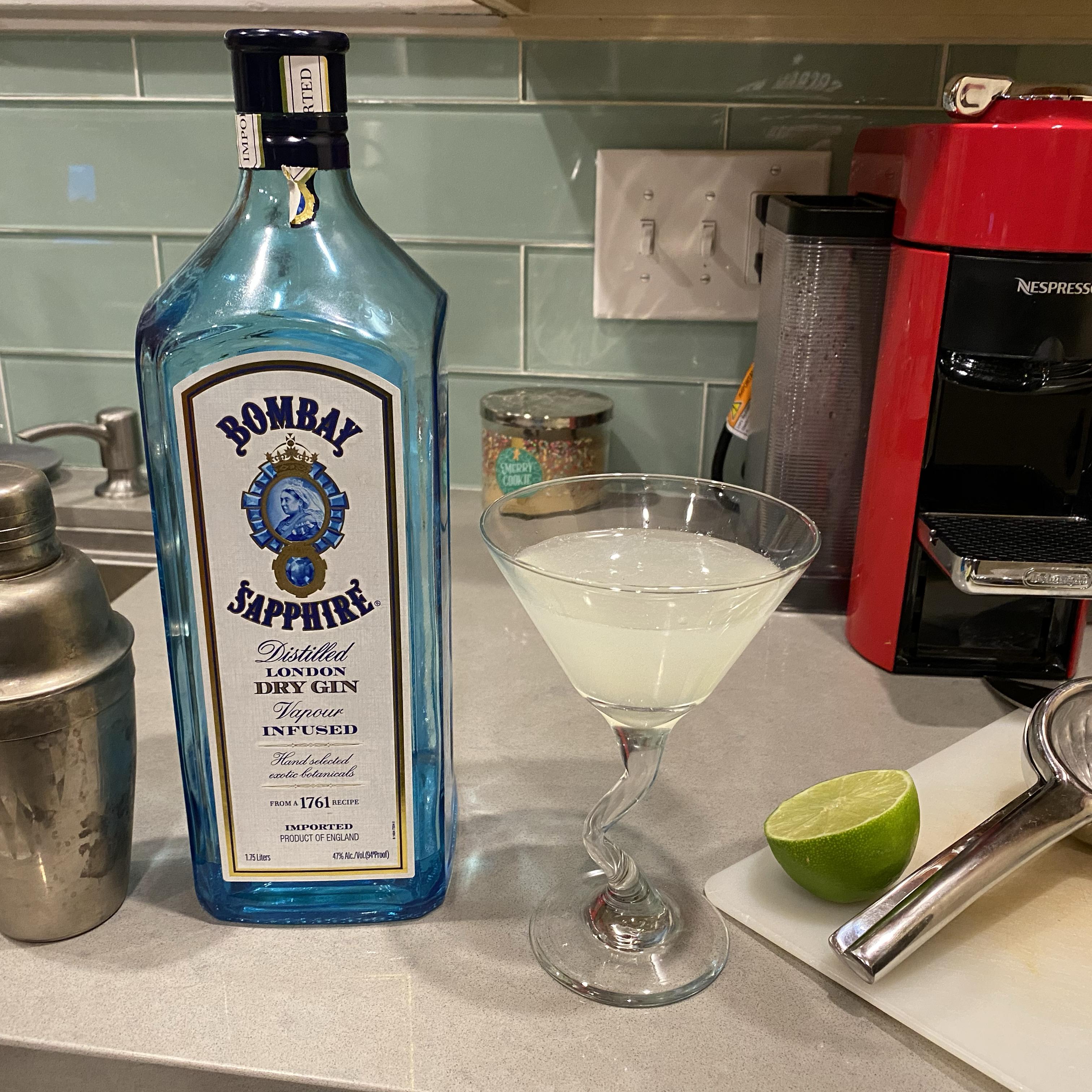 Gimlet Cocktail Gregg Dorr