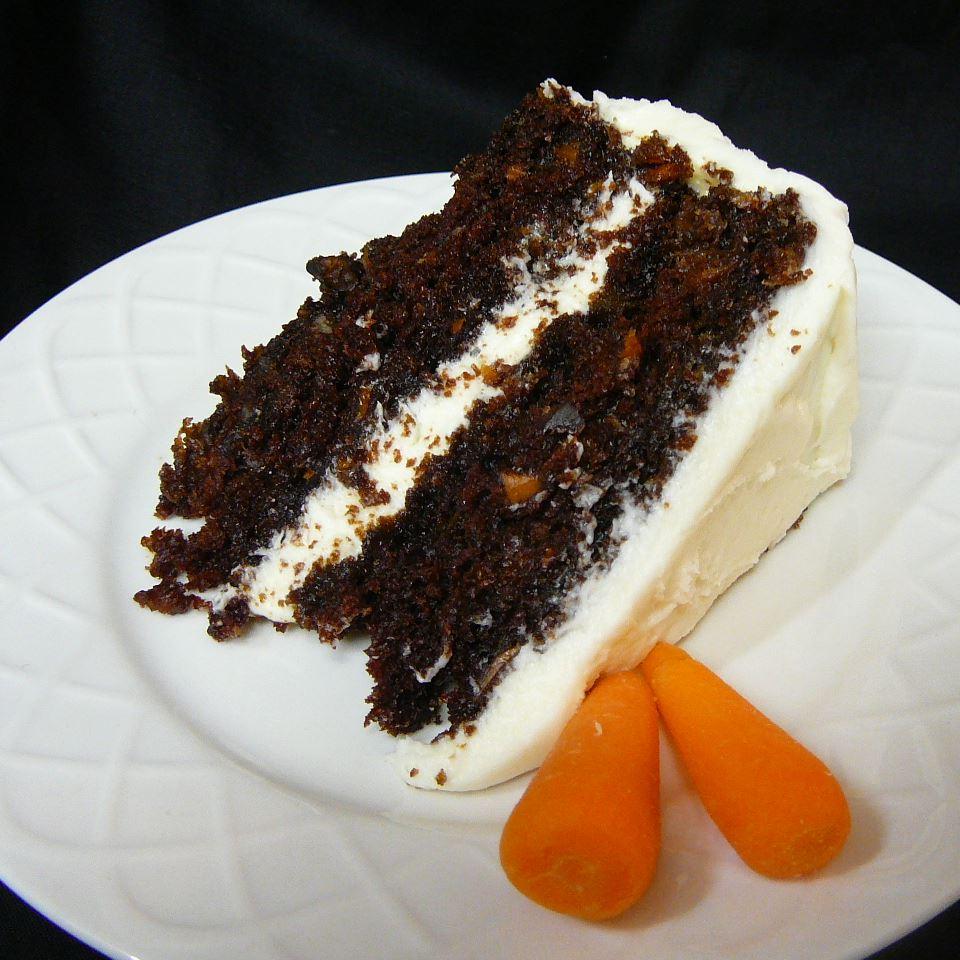 Lynn's Carrot Cake Molly