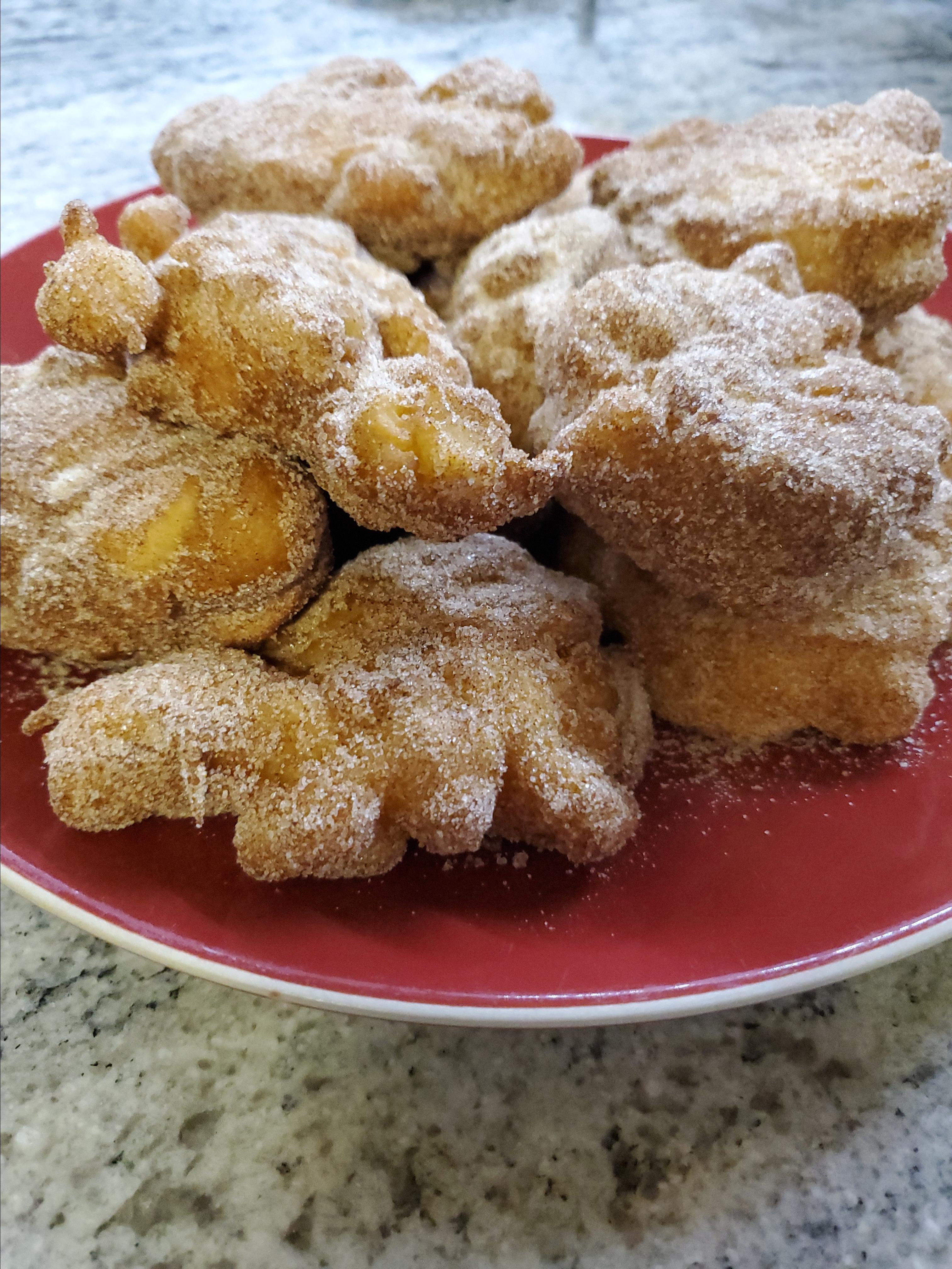 Mom's Apple Fritters Vivian Ginorio