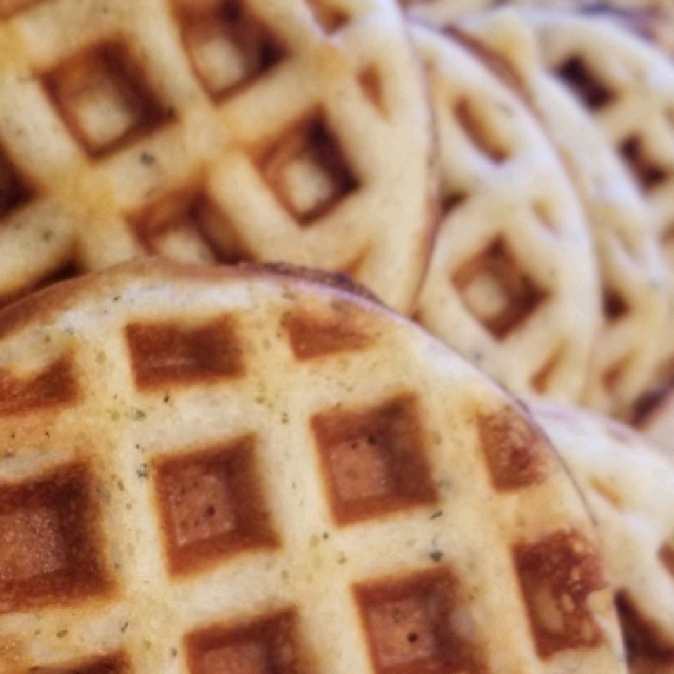 Savory Herb Waffles jesscooke00
