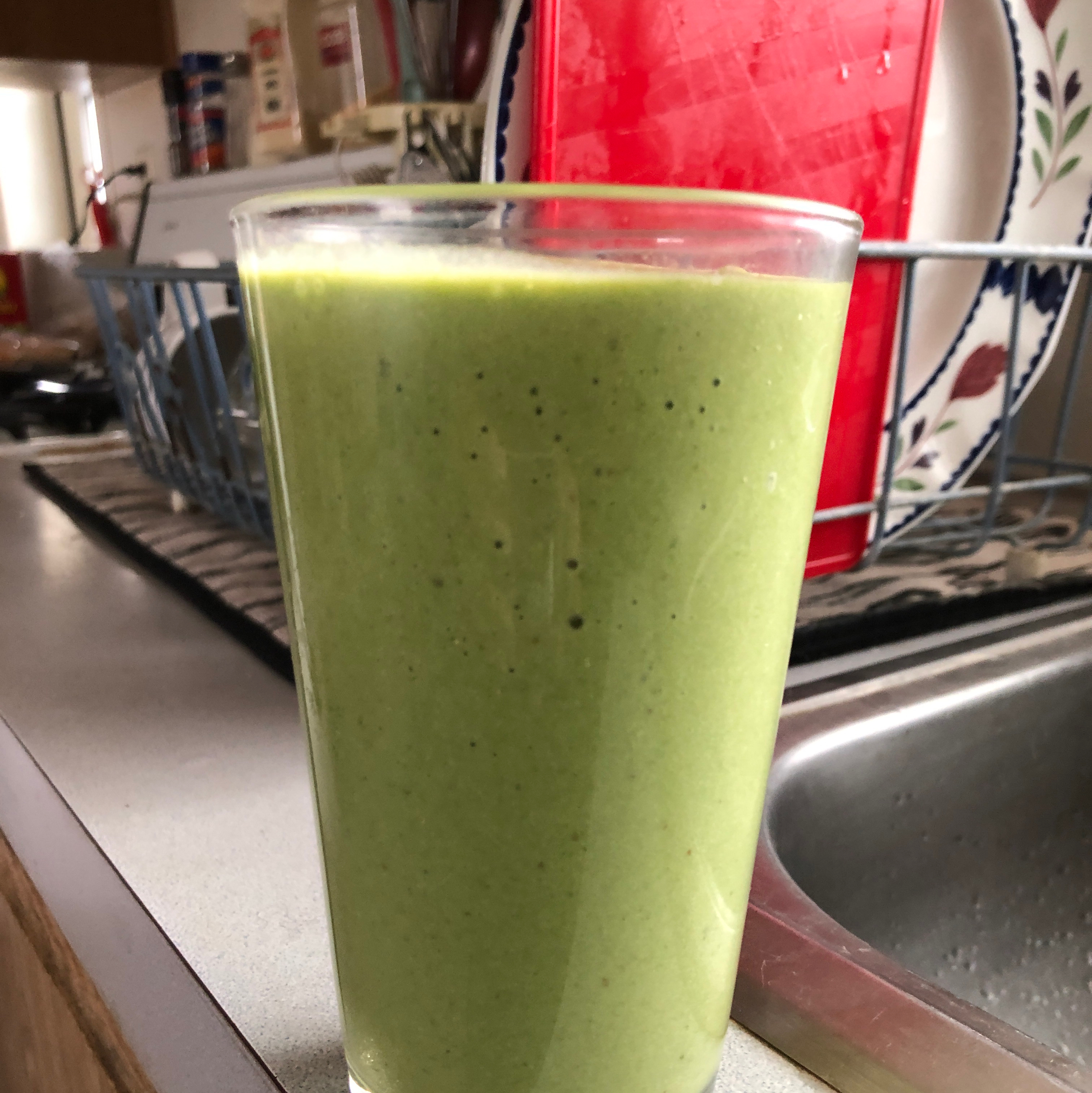 Green Tea Pear Smoothie beverly