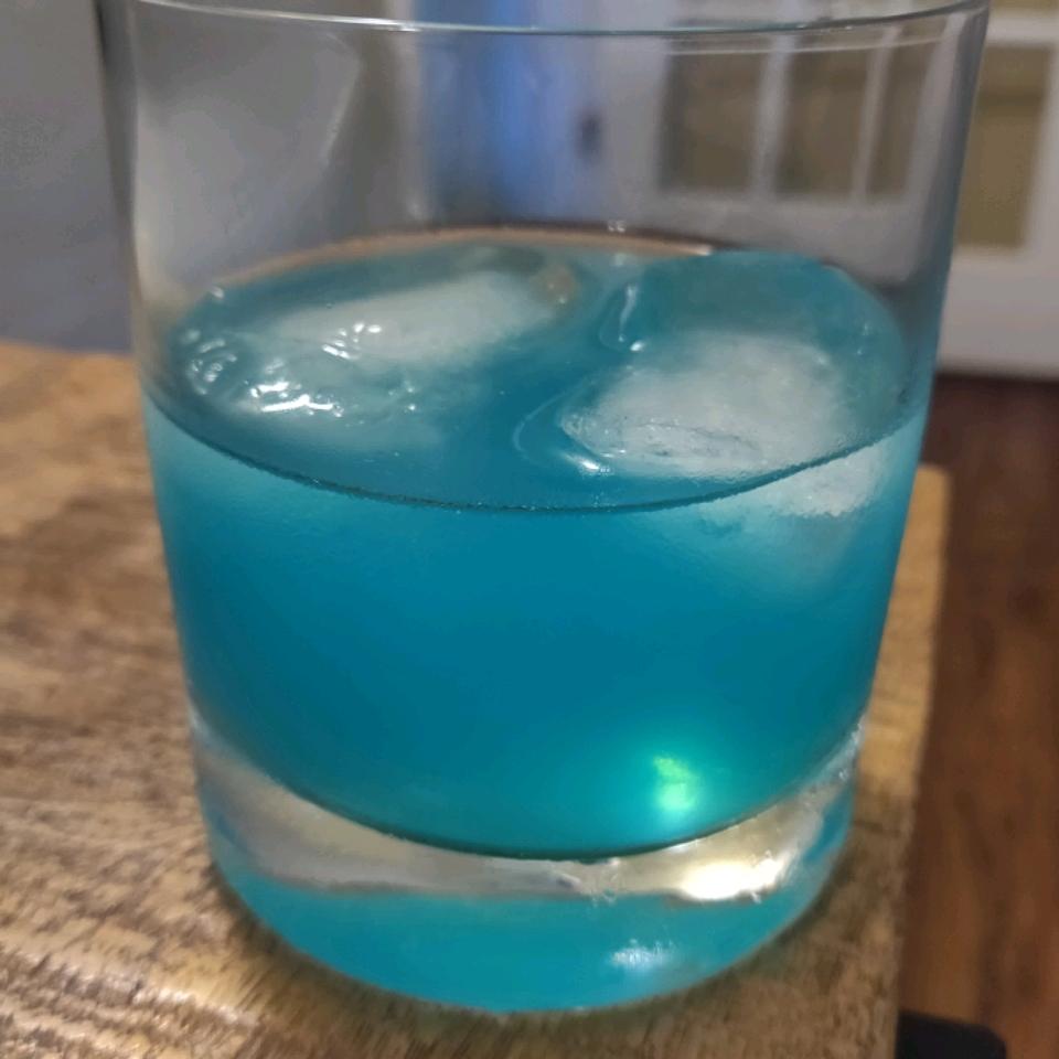 Sharknado Cocktail Carlton Smith
