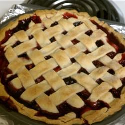 Three Berry Pie MissMeliss