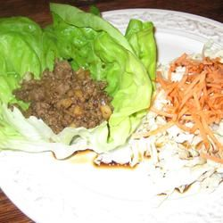 Asian Lettuce Wraps Zola Griffin Paget