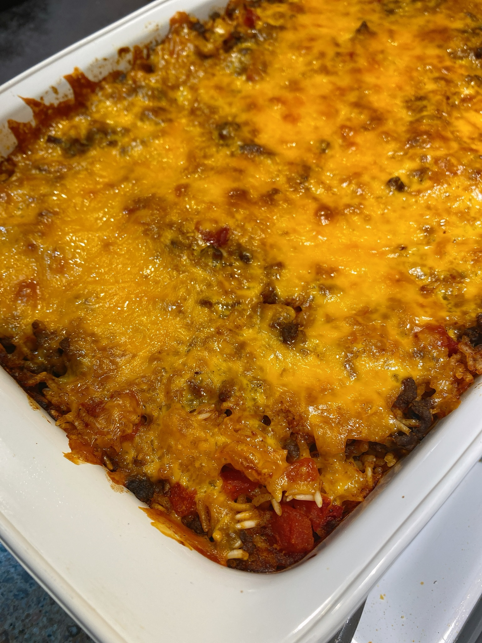 Ground Beef Taco Bake