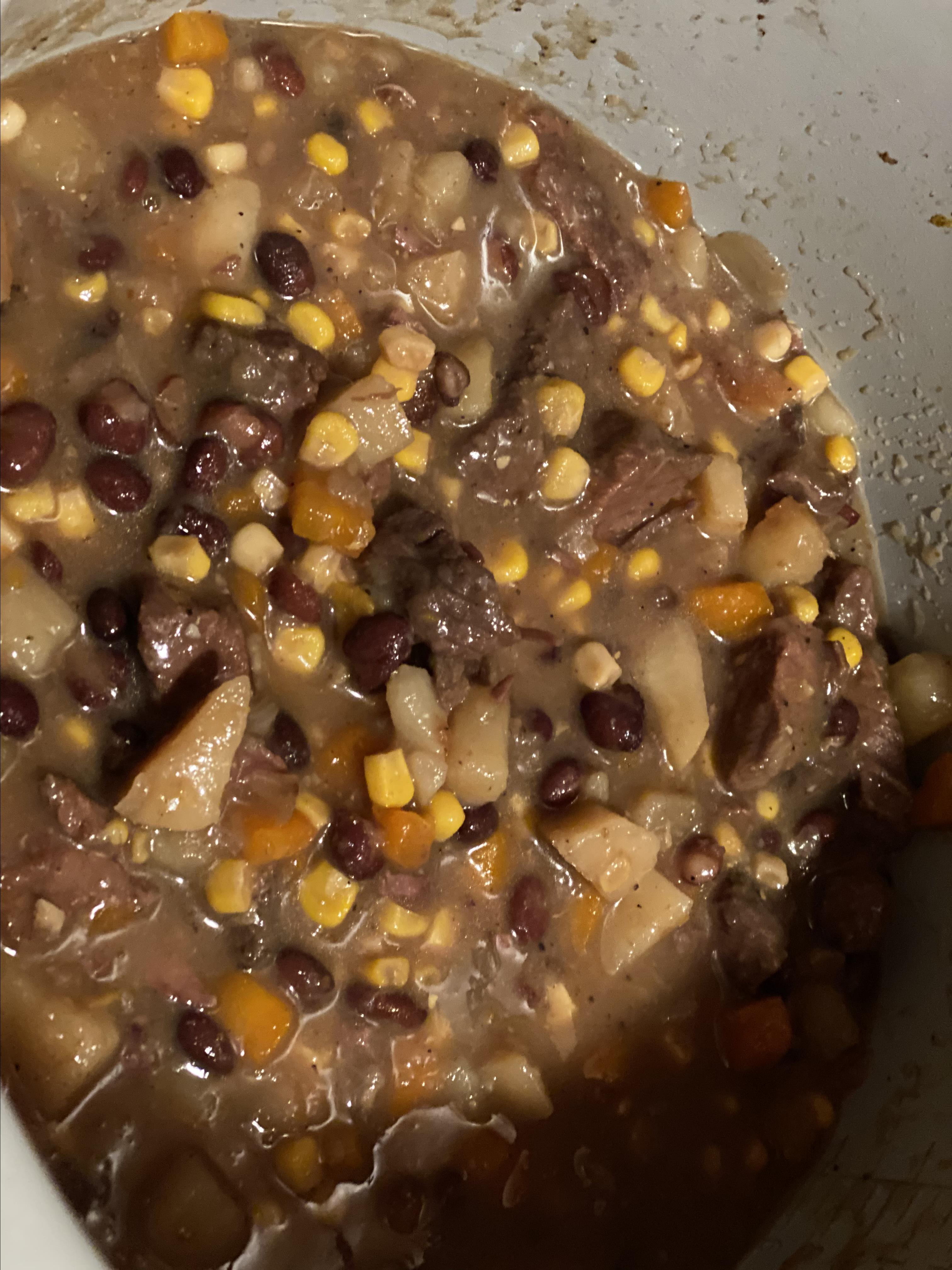 Instant Pot® Bourbon Beef Stew gtc