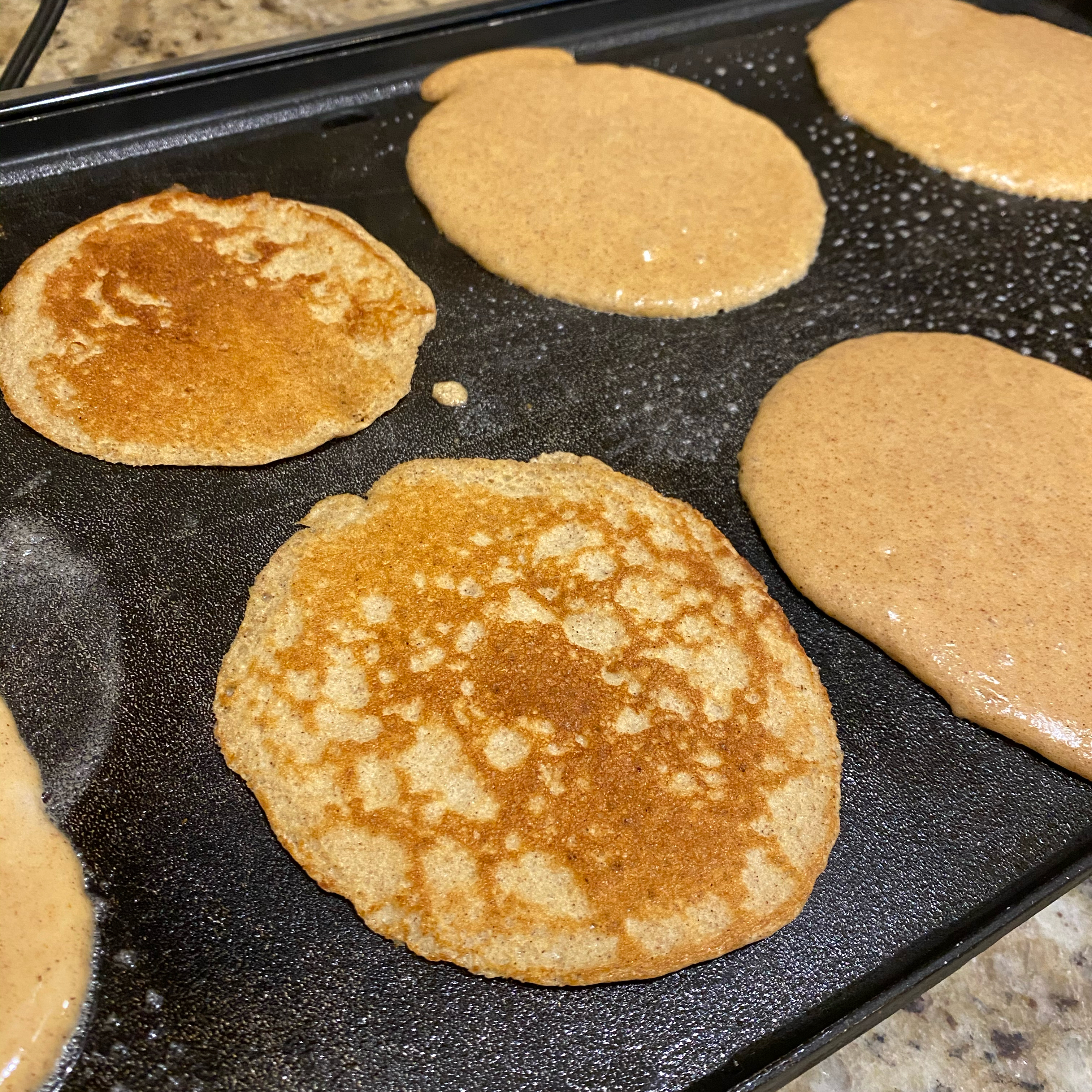 Low-Carb Pancakes with Coconut Flour Sara K. Anderson