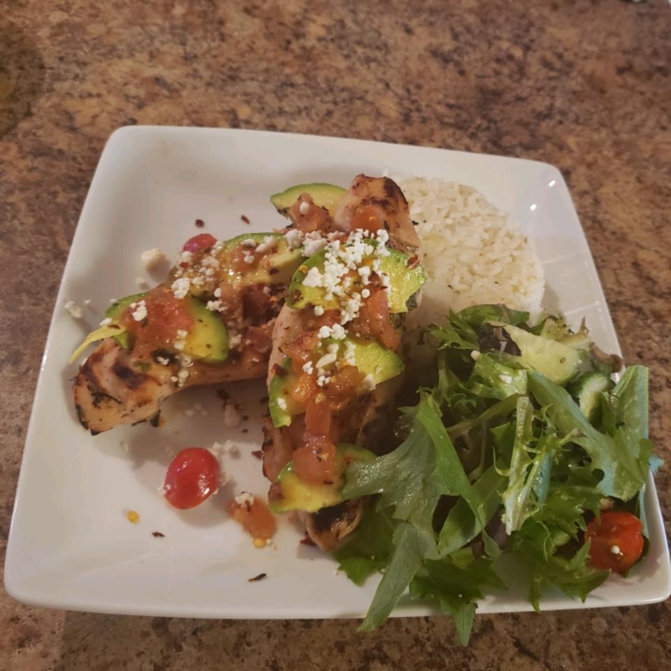 Cilantro-Lime Grilled Chicken heattherTTT