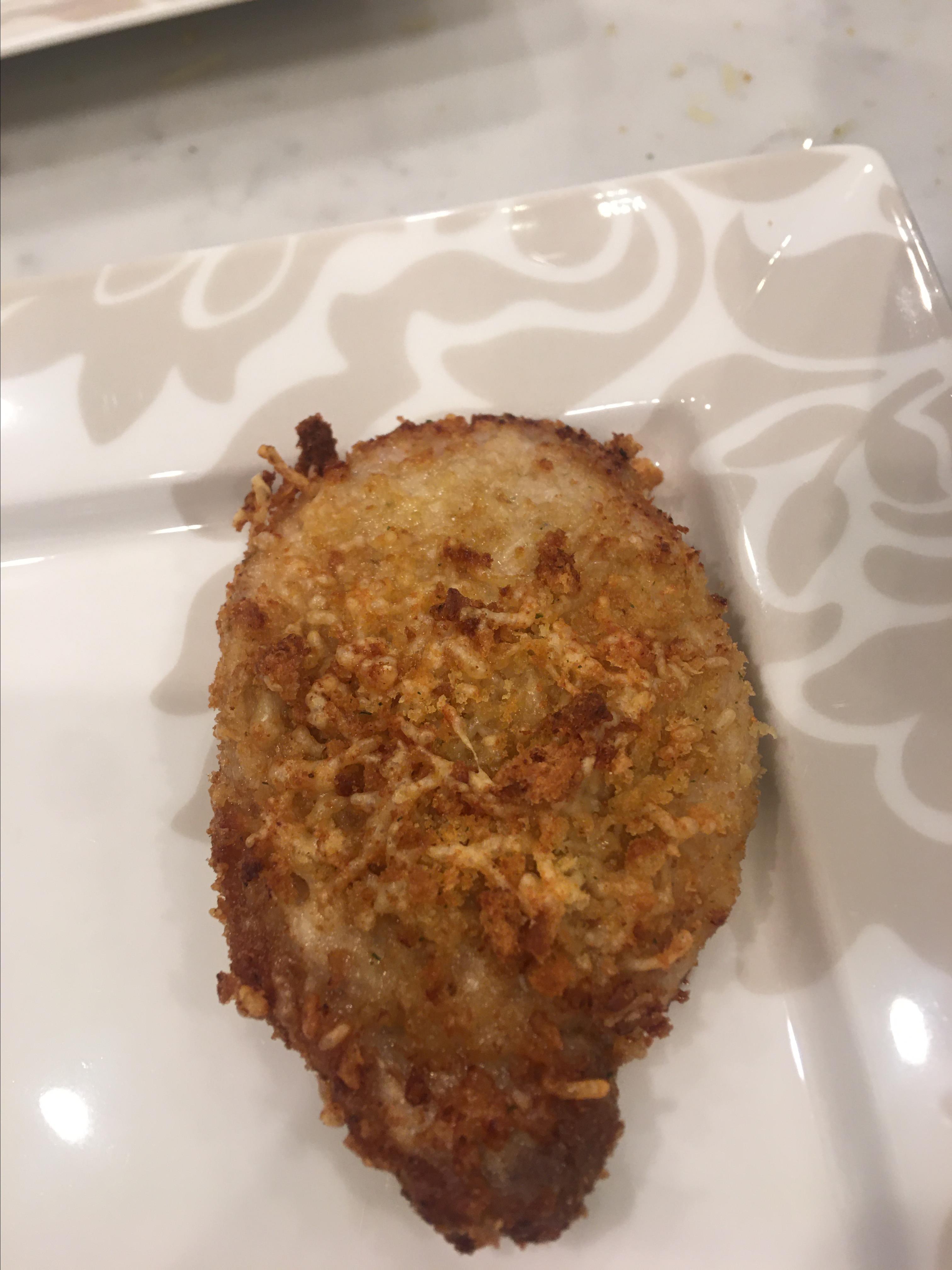Breaded Air Fryer Pork Chops Leslie