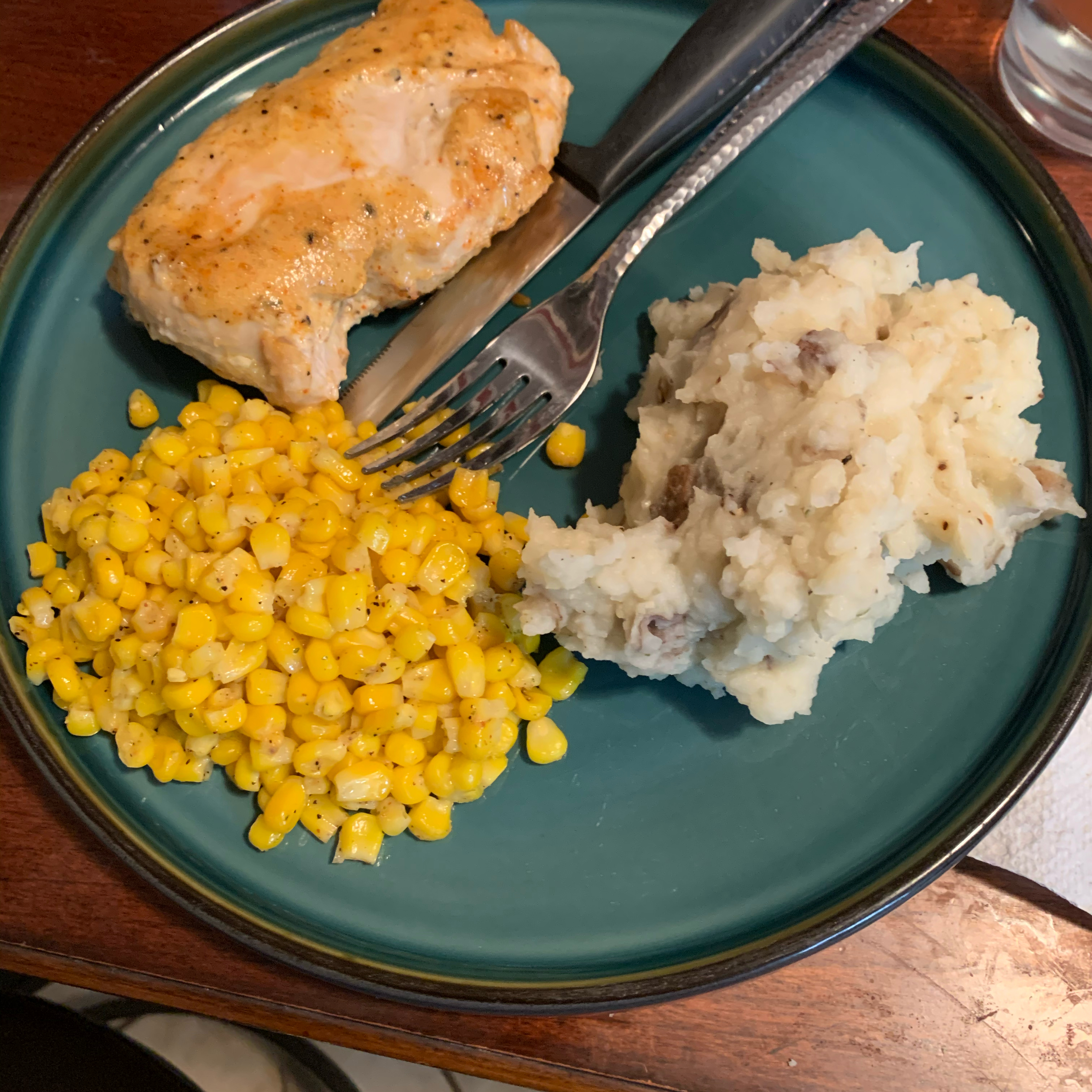 Creamy Chicken Breasts Kevin Smith