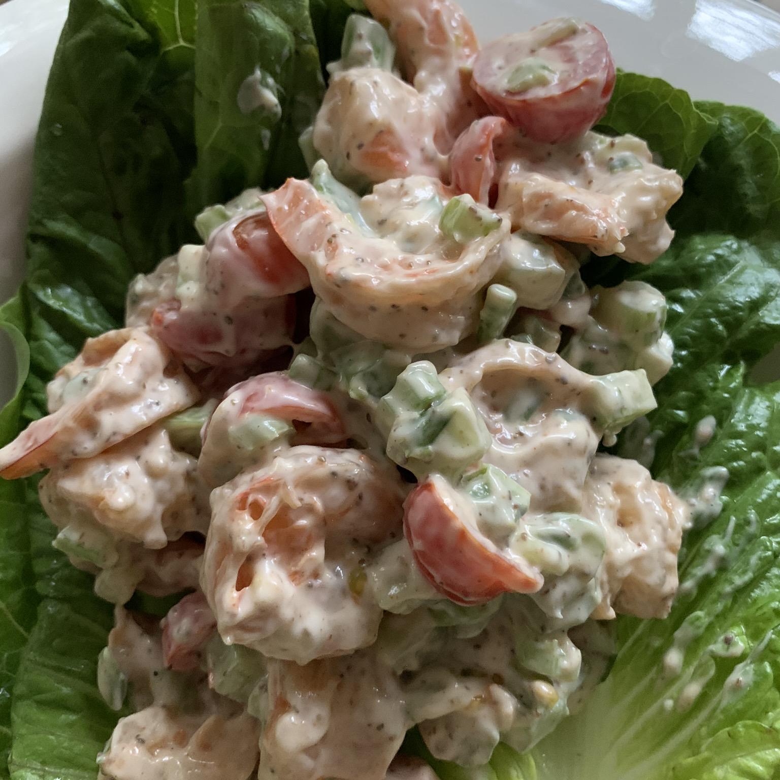 Doris's Shrimp Salad Farzana Bhatti-Moose