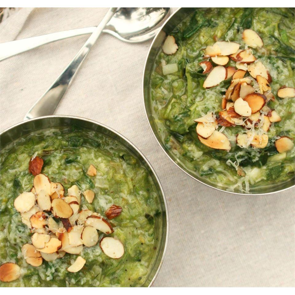 Easy Potato and Leek Soup