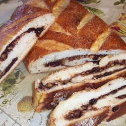 Easy Cardamom Bread SUZZANNA