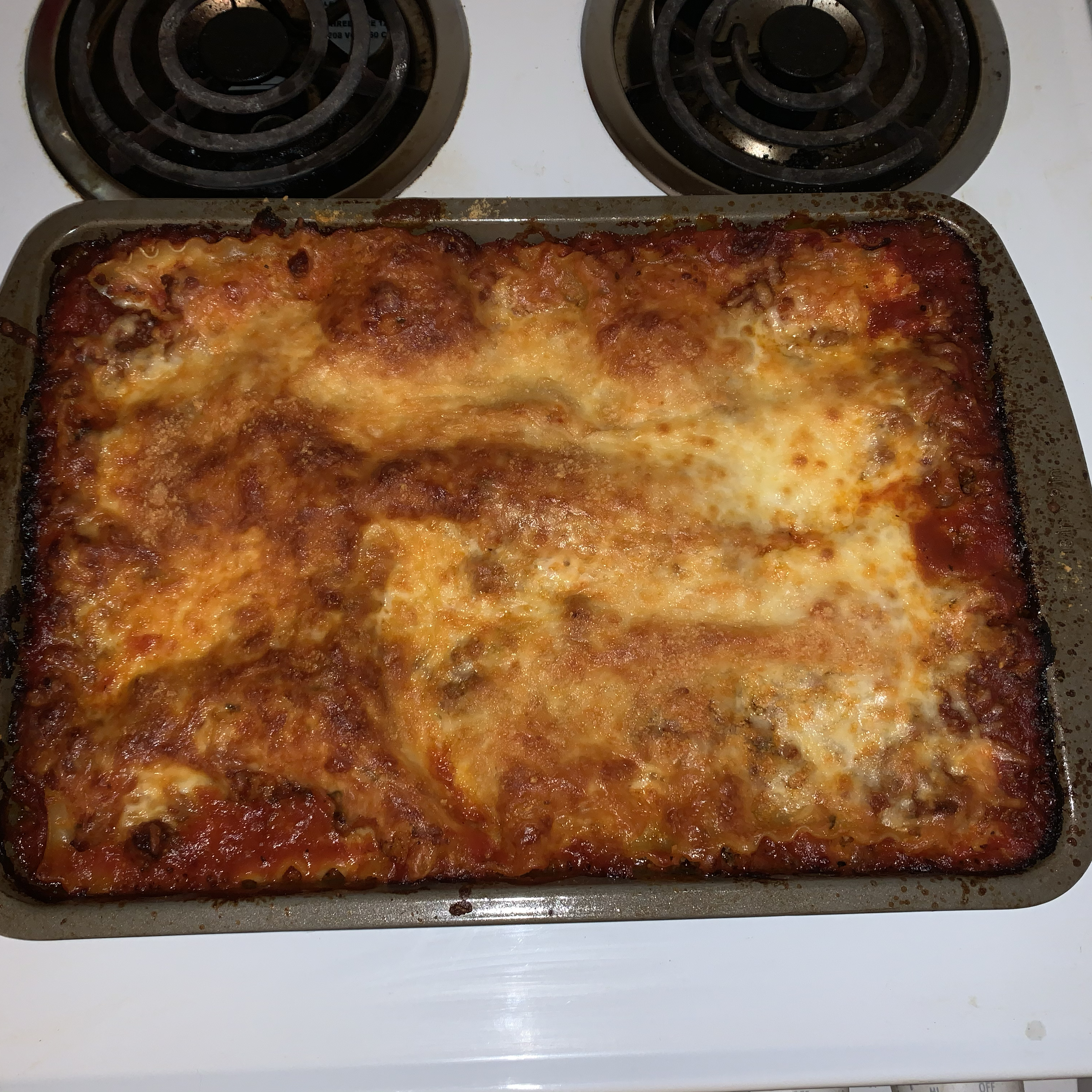 Bob's Awesome Lasagna Kaitlyn L Vanstrom