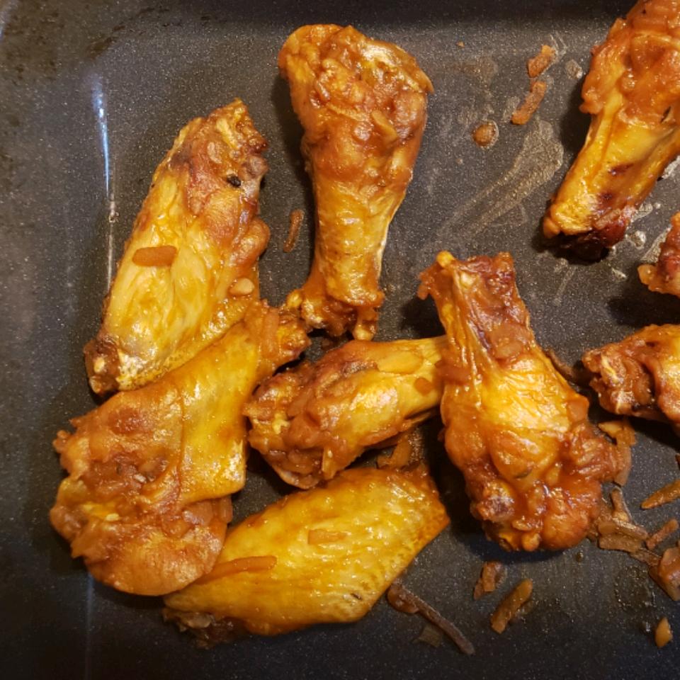 The Best Chicken Wings FREDRICKA