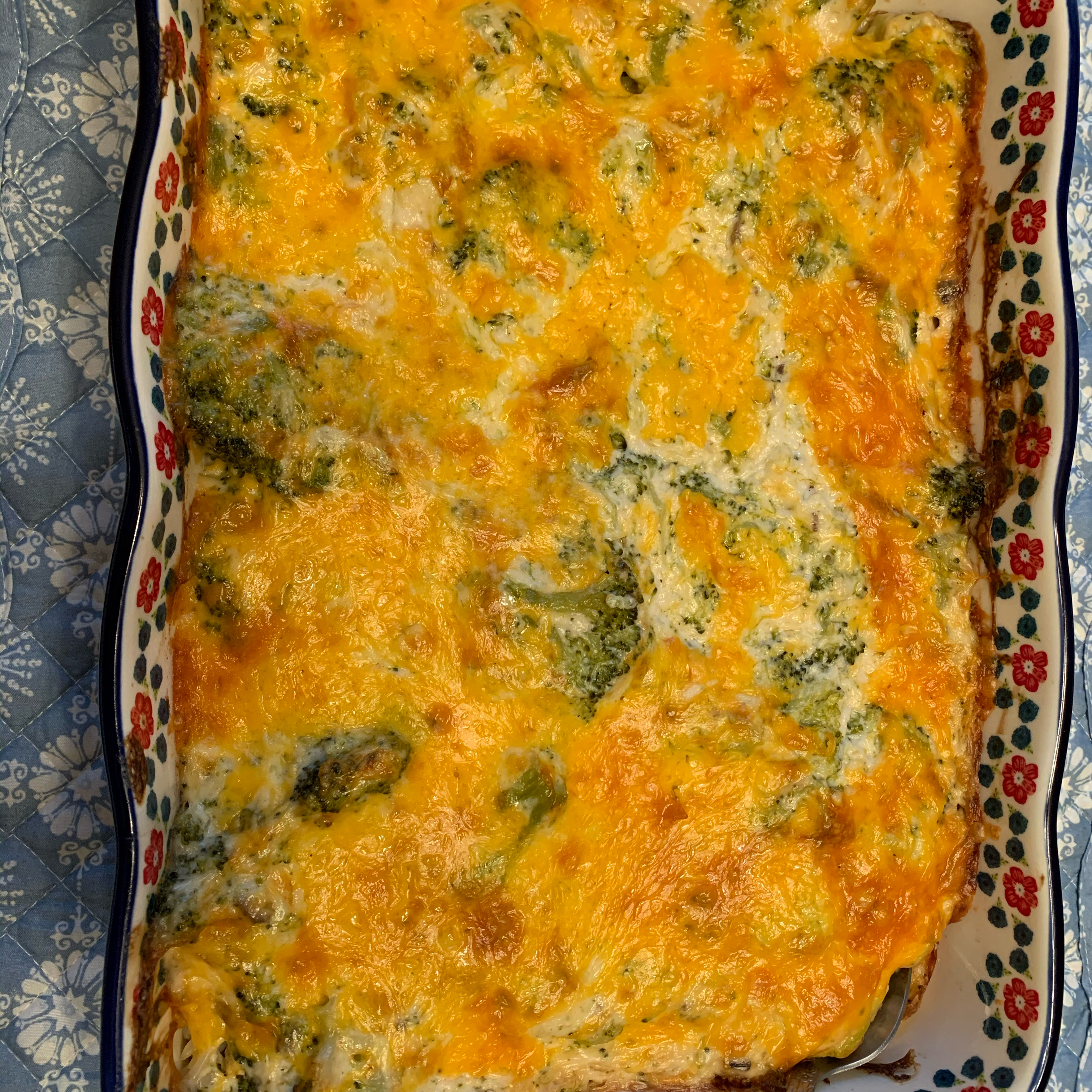 Chicken Divine Bake tcasa