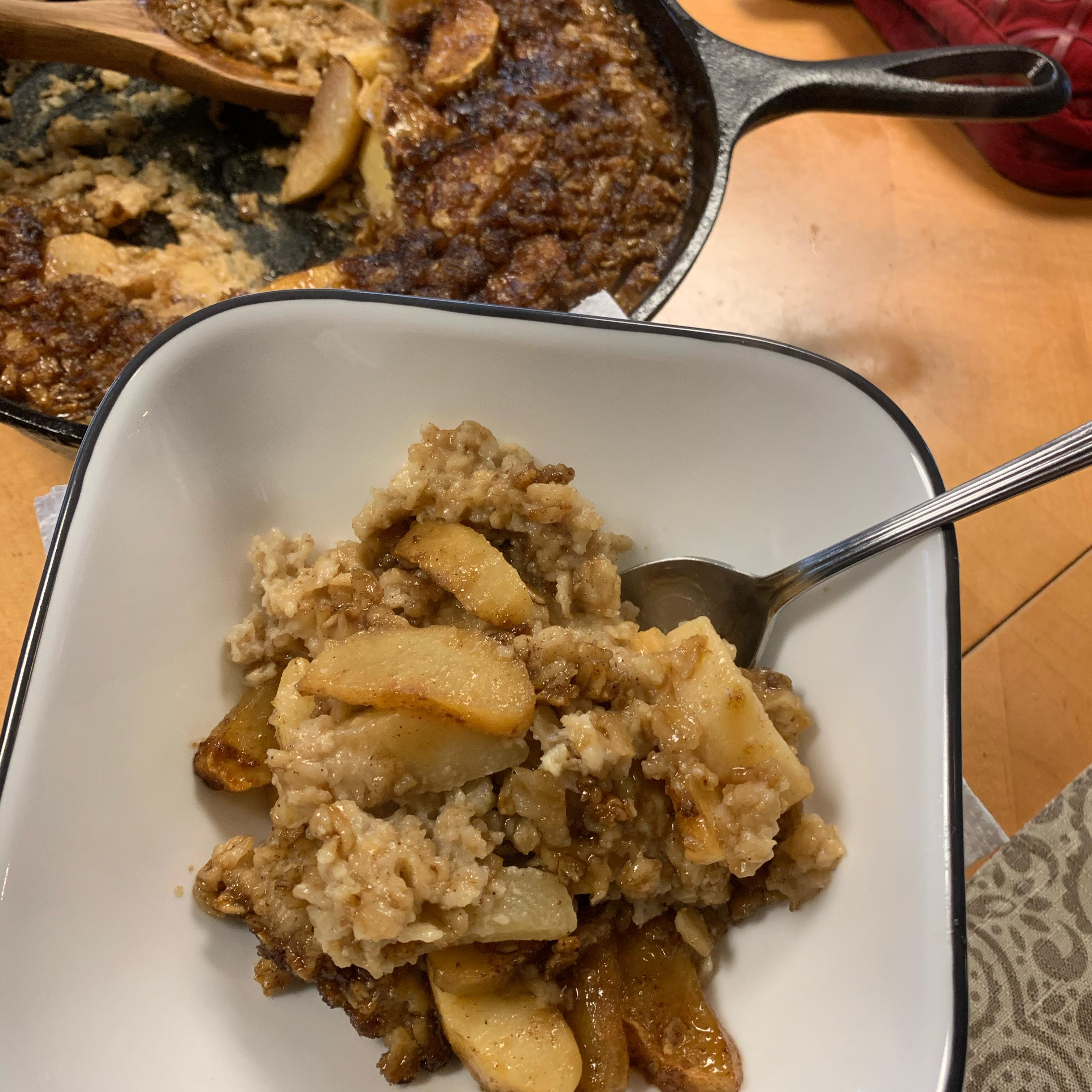 Baked Oatmeal from Quaker® Denaye Wyatt Thompson