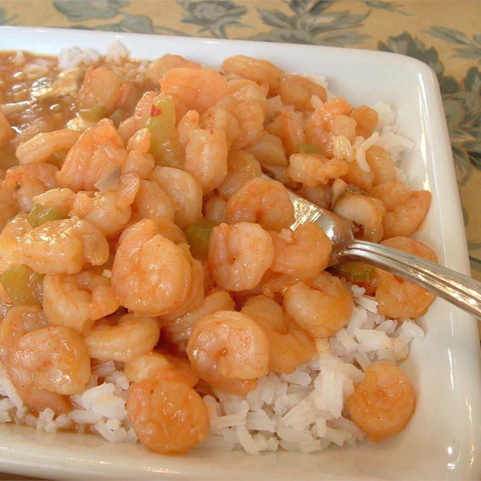 Ann's Shrimp Etouffee Kimberly Kahmann Harvey