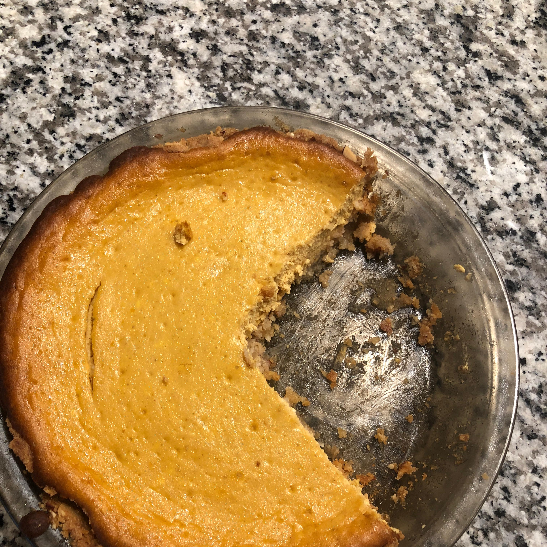 Gluten Free Pumpkin Cheesecake Mike Wythe