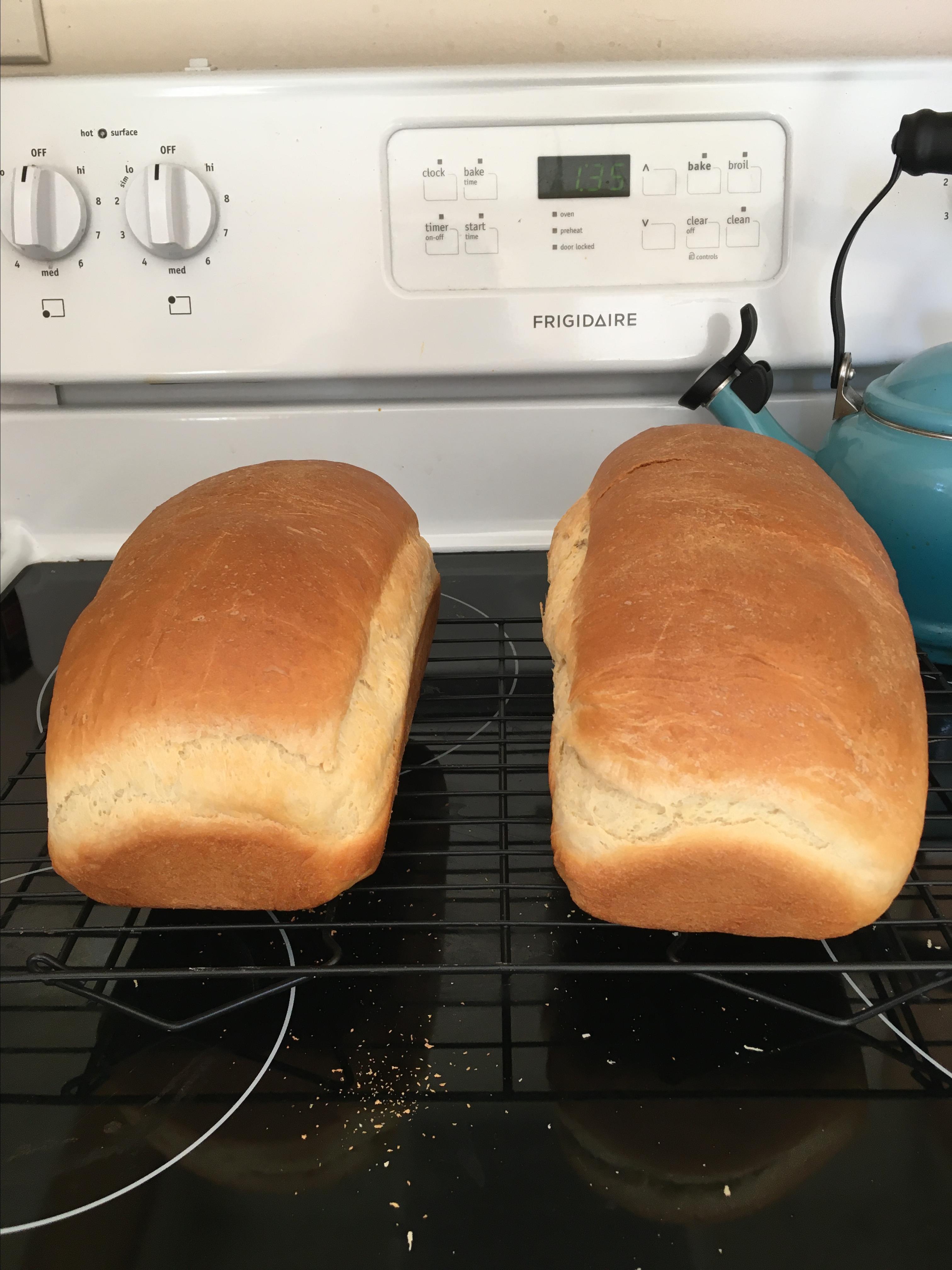 Buttermilk Bread II