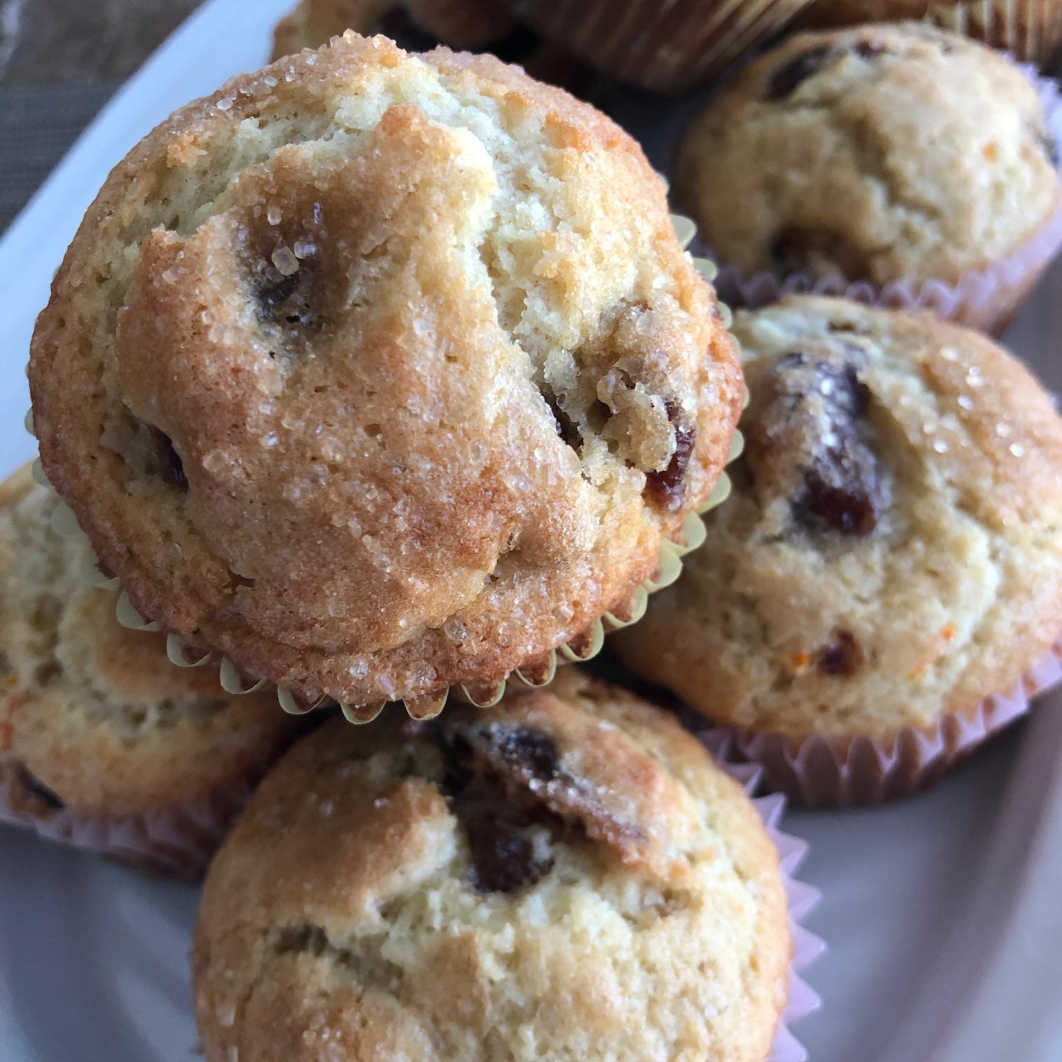 Apricot Muffins Kay Doyle