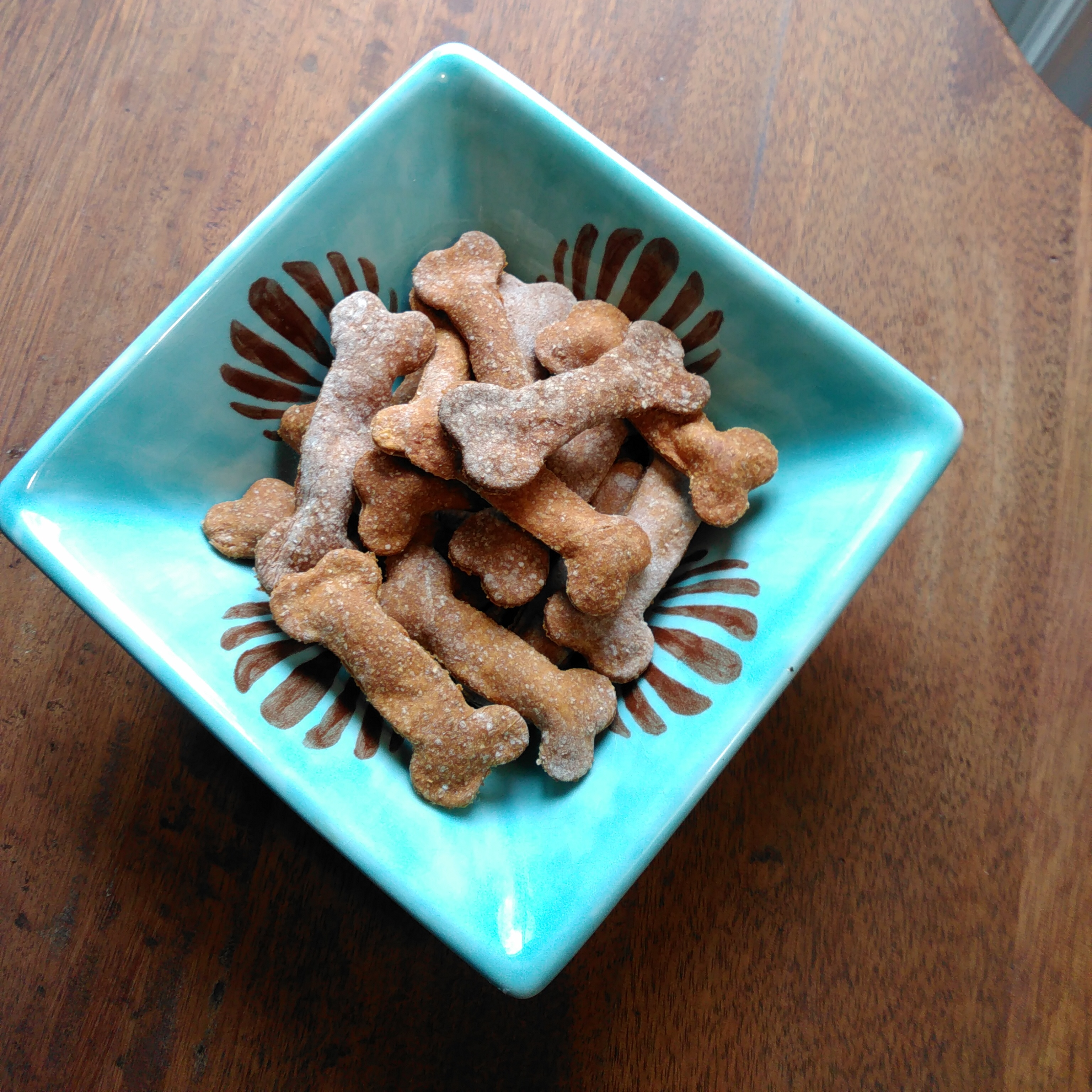 2-Ingredient Dog Treats