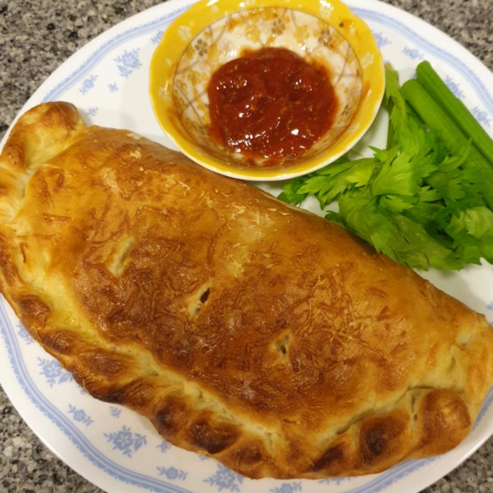 Chef John's Ham and Cheese Calzones
