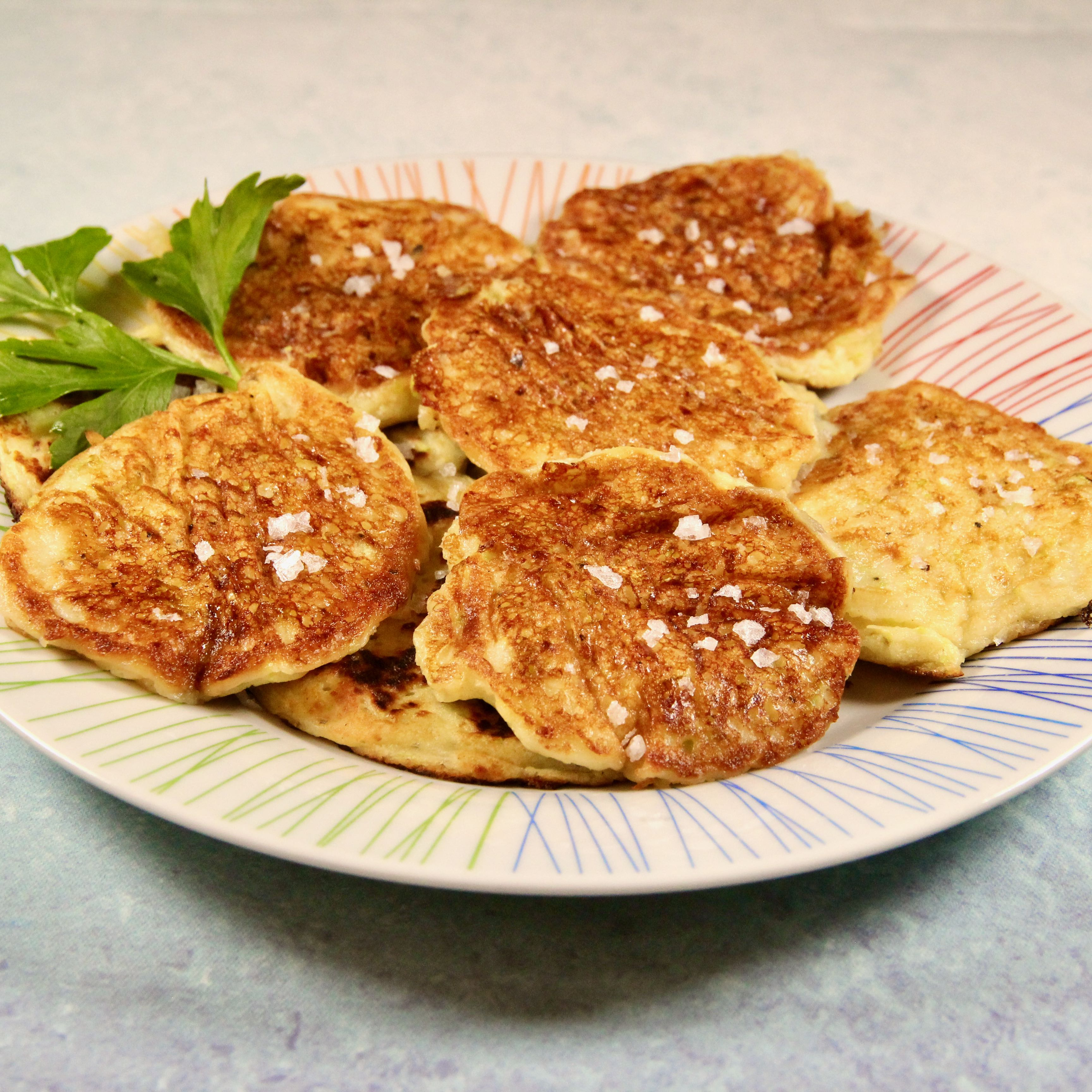 Easy Squash Fritters